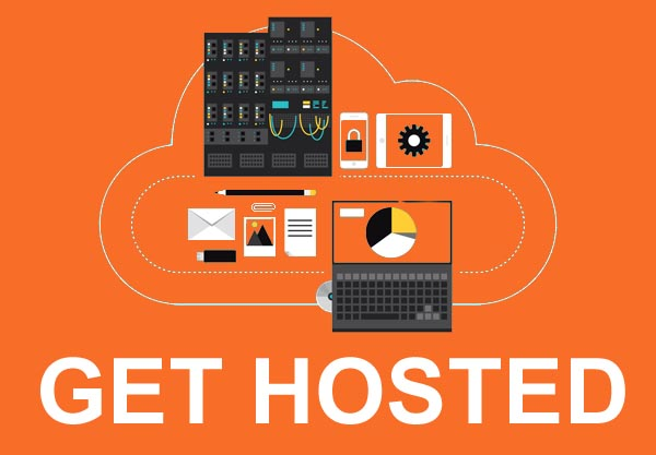 get hosting today